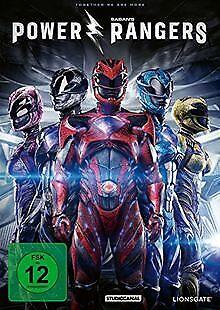 Power Rangers von Dean Israelite | DVD | Zustand sehr gut (Power Rangers Dvds)