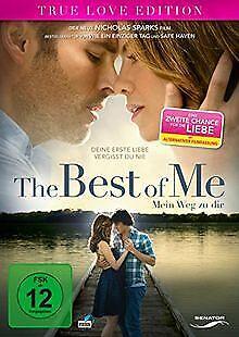 The Best of Me - Mein Weg zu dir von Michael Hoffman   DVD   Zustand sehr gut