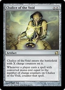 Mtg card/ Chalice of the void