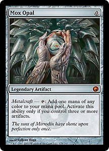 TRADING FOR MOX OPAL mtg magic the gathering