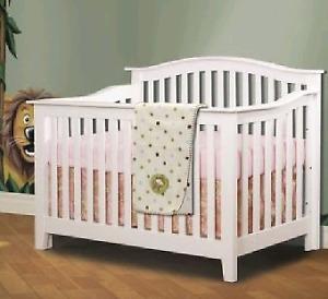 3-in-1 crib