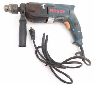 "FOR PARTS ONLY: Bosch 1194VSR 1/2"" Hammer Drill"