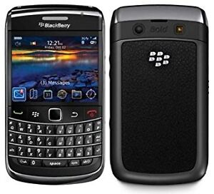 Two Blackberry Bold 9700
