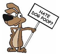 Dog Waste Removal - The Poo Crew : They Poop, We Scoop!