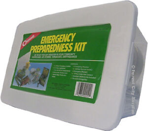 STORM EMERGENCY PREPAREDNESS KITS - Are you prepared for storms and winter travel?