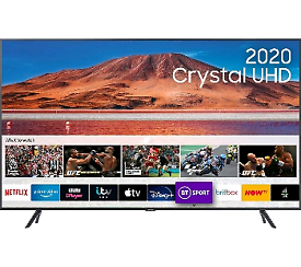 2020 SAMSUNG SONY JVC LG QLED OLED ALL SIZES 43 TO 85 INCH 4K SMART