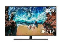 "Samsung Ue49mu6400 49"" Smart UHD HDR LED 4K TV. Brand new boxed complete can deliver and set up."