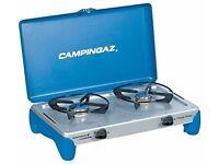 Camping Kitchen Campingaz 4000W + regulator gas tap BRAND NEW