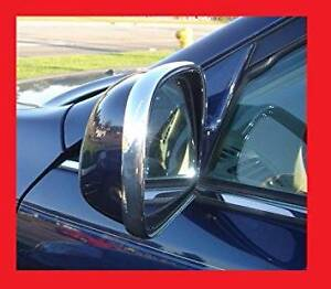 MERCEDES ML W163 CHROME MIRROR TRIMS Shelley Canning Area Preview