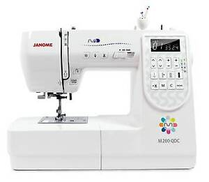 Sewing machine by Janome