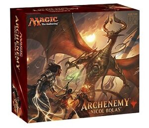 MTG Magic The Gathering Archenemy: Nicol Bolas Now Available