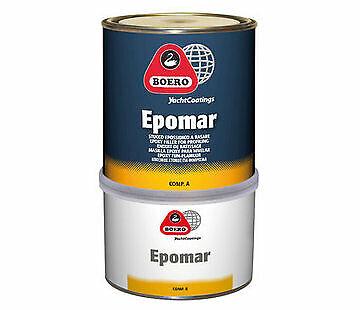 Epomar Epoxy Filler For High-quality Profiling On Wood Metal Or Fiberglas Boats