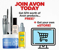 THERE HAS NEVER BEEN A BETTER TIME TO JOIN AVON