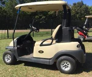 Club Car Precedent 2007 - voiturette de golf