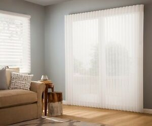 Window coverings for patio doors brand new