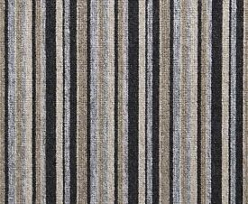 Brand new carpet striped berber