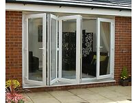 Cheapest £100+ Aluminium Bi-fold for sale | Free Estimation | Free delivery | certified Fitters