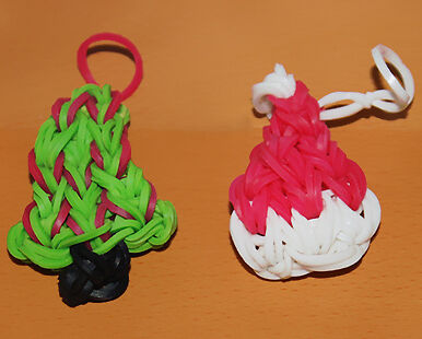 A Child's Guide to Making Christmas Rainbow Loom Charms | eBay