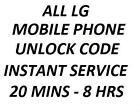 LG GM360 Unlock Code