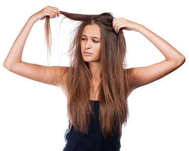 How to Repair Dry, Damaged Hair