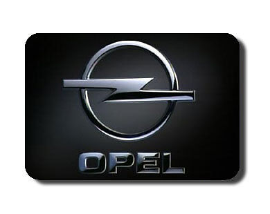 Opel Logo Car New Mint Original Sign Ads Fridge Magnet on Rummage