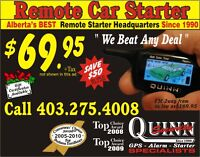 REMOTE CAR STARTERS!!! VEHICLE ELECTRICAL REPAIR!!