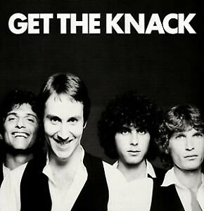 THE KNACK Rare Vintage 1979 ALBUM POSTER: GET THE KNACK