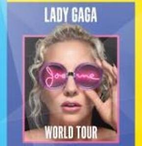 Lady Gaga at the Air Canada Centre Sept 7th