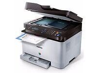 Samsung Xpress C460FW Colour Laser - Fax / copier / printer /