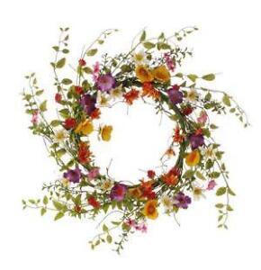 Front Door Wreaths  sc 1 st  eBay & Door Wreaths: Floral Decor   eBay
