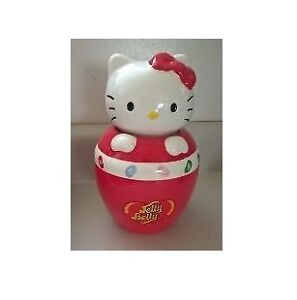 Hello Kitty Jelly Belly Candy Jar