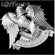 Chrome Eagle Emblem