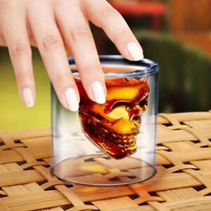 Doomed-Crystal-Skull-Shot-Glass-Liqour-Shooter-Party-Drink-Bar-Novelties-Gift-Au