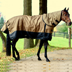 Tech2-0 Winter Turnout With Detachable Hood 300g