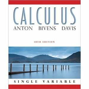 Calculus Single Variable for MATH 202/203/204