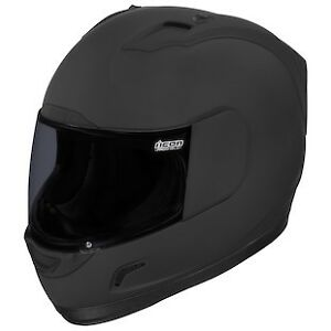 ICON Alliance Helmet *Matte Black*