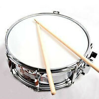 Brand New! Steel Snare Drum from $69.00