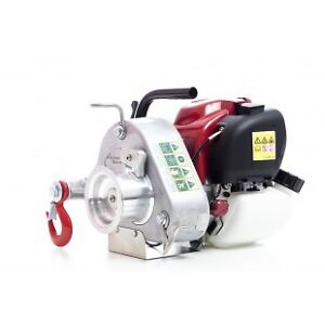 Gas Powered Portables Winches