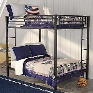 Double over Double bunk bed