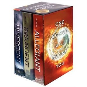 Divergent Box Set - **NEVER BEEN OPENED**