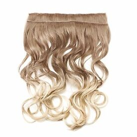 BLONDE OMBRE HAIR EXTENSIONS NEW