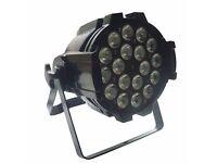 LED Wash Light,LED Par light,18*12W 6in1 LED Par Can (PHN089)
