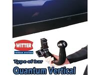 Witter Towbar for BMW X5 2007 On (E70) - Detachable Tow Bar and electrics