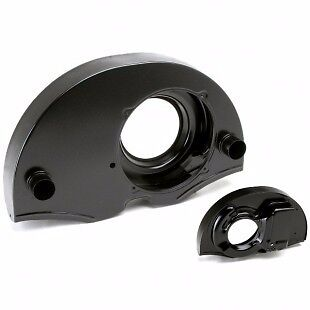 Air-Cooled VW Dog House Fan Shroud Black with/Ducts