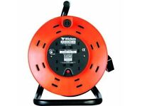 50 Metre Extension Cable Reel