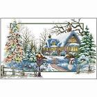 Finished Cross Stitch Christmas