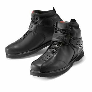 Icon motorcycle boots size 8