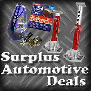 Surplus Automotive Deals