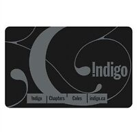 $10 CHAPTERS GIFT CARD & $10 DYNAMITE GIFT CARD