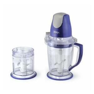NINJA QB900 MASTER PREP 400W BLENDER & FOOD PROCESSOR